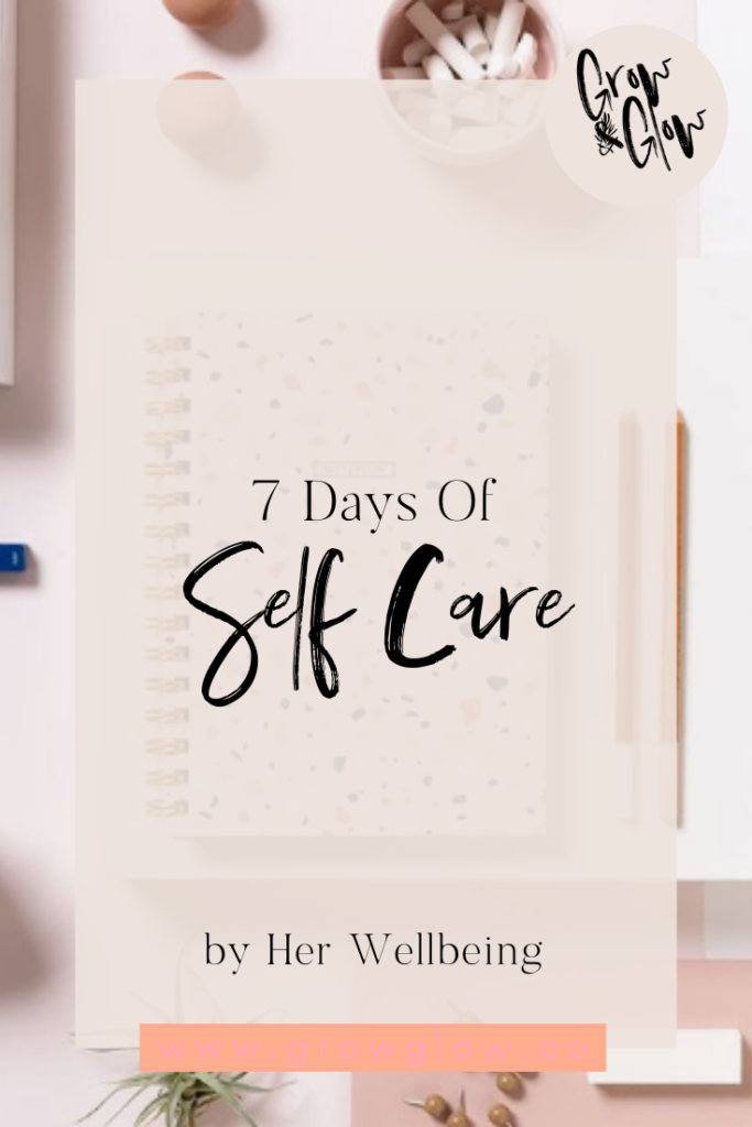 self care for bloggers