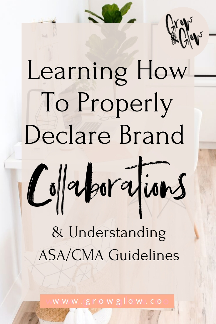 how to declare brand collaborations