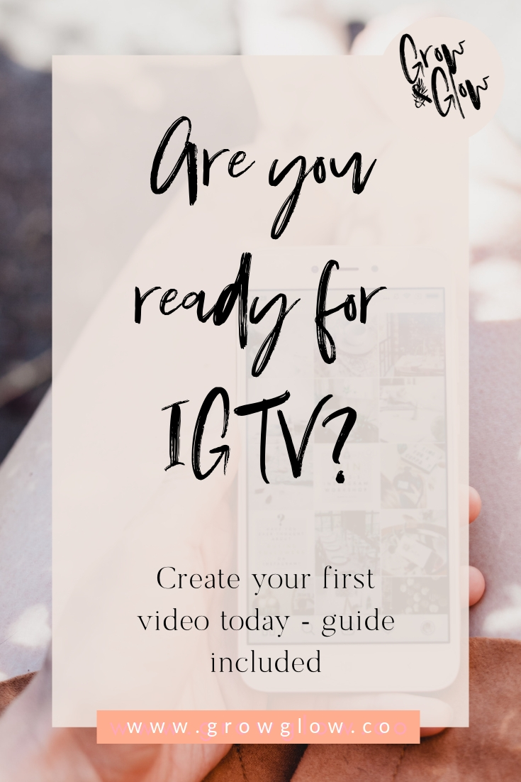 Should you start IGTV?