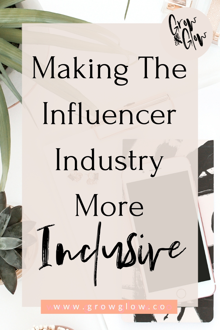 influencer inclusion rider