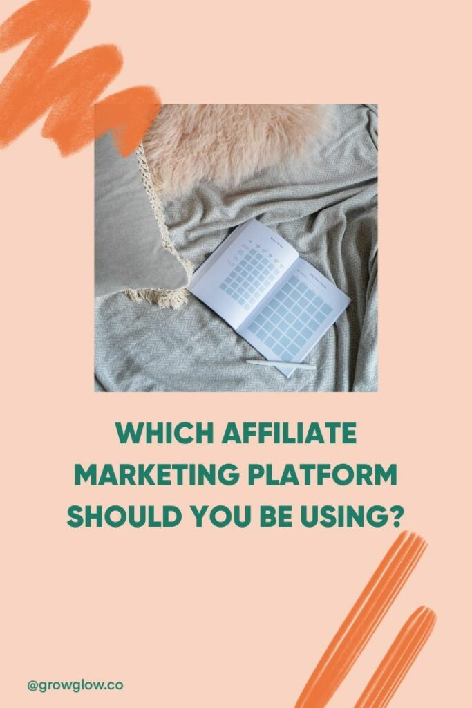 Best affiliate programmes for UK bloggers