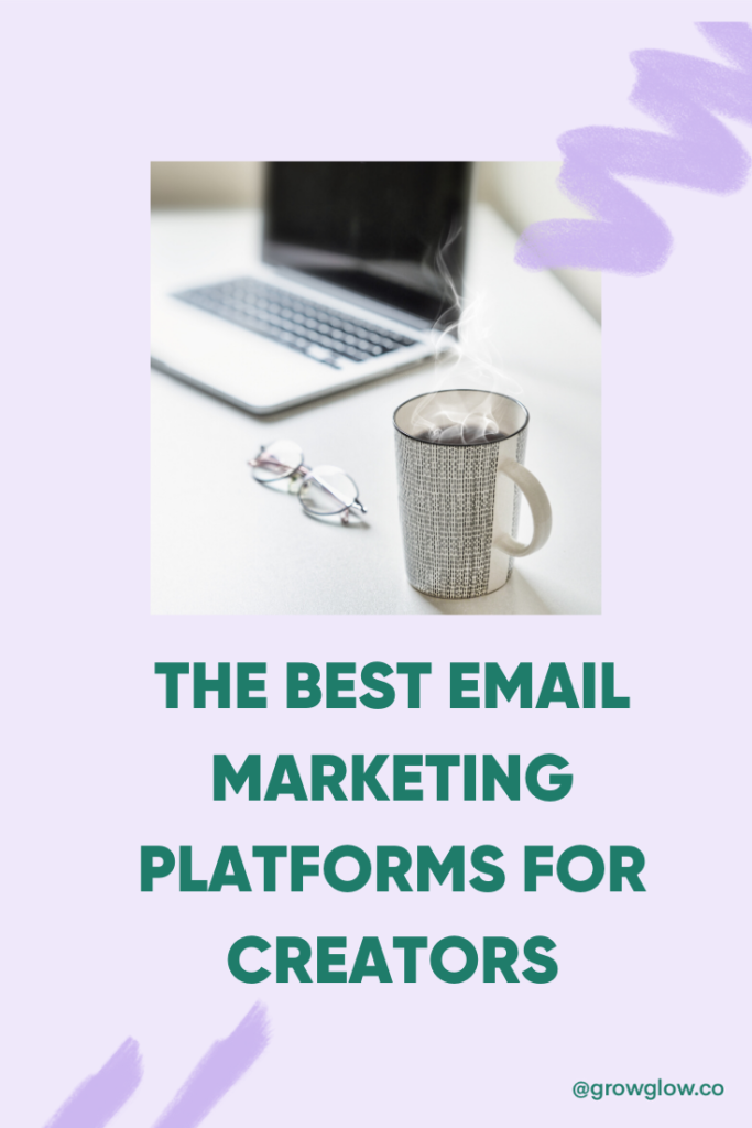 Best email marketing platforms for creators