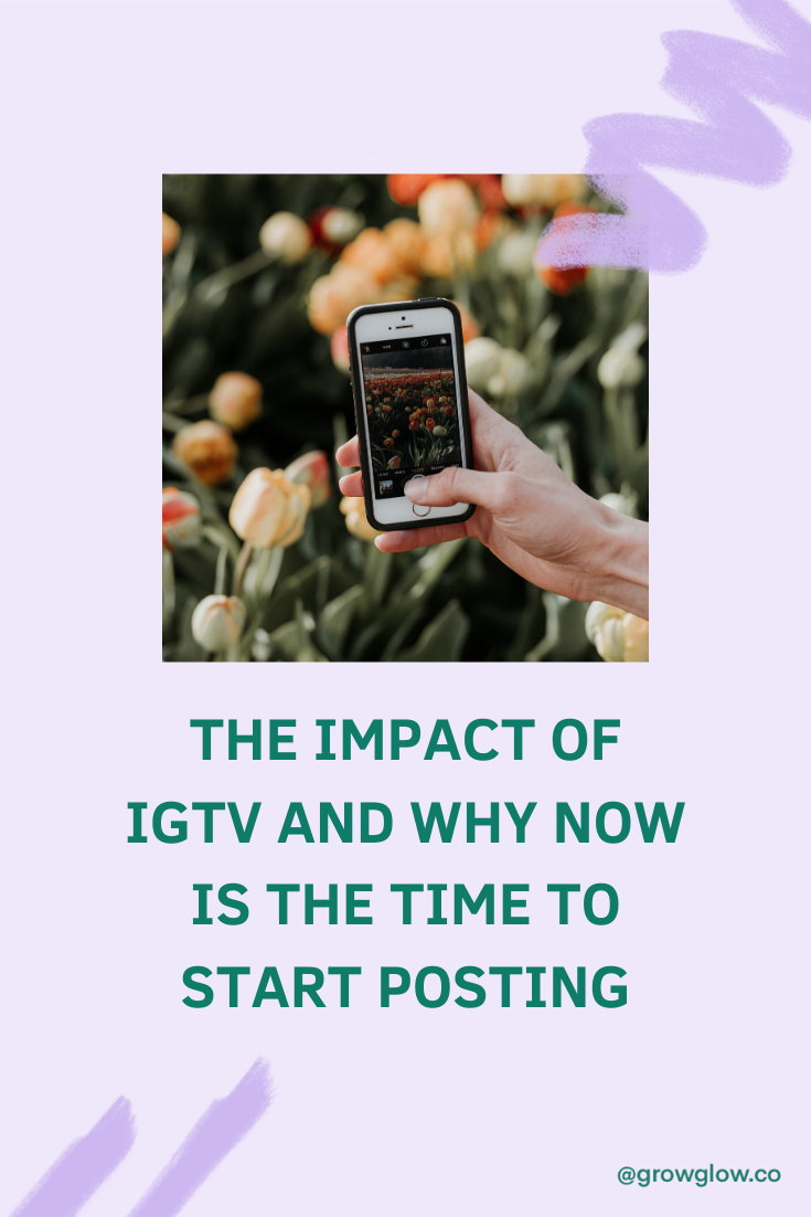 Statistics about IGTV