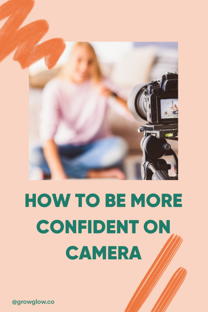 How to be more confident on camera for IGTV