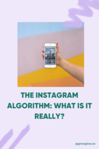 What is the Instagram algorithm?