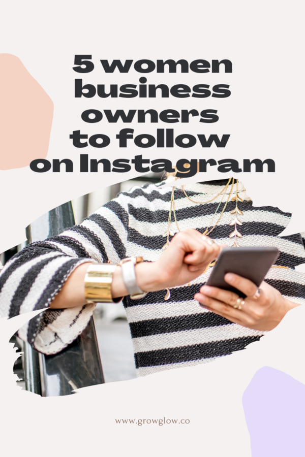 Women business owners to follow on Instagram