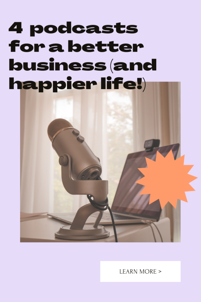 Podcasts for women business owners